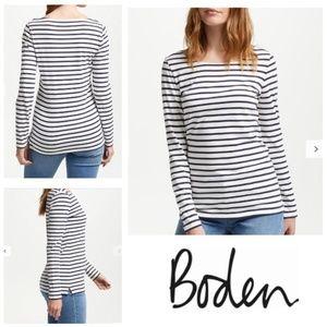 Boden Breton Striped top 12